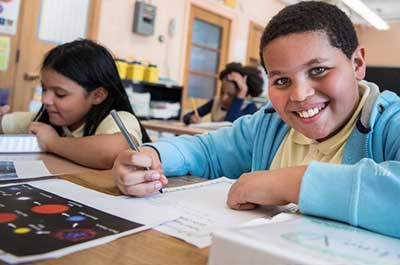 CTY and Baltimore City Schools Team Up -