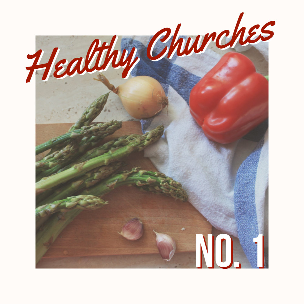 healthy churches mark lacey