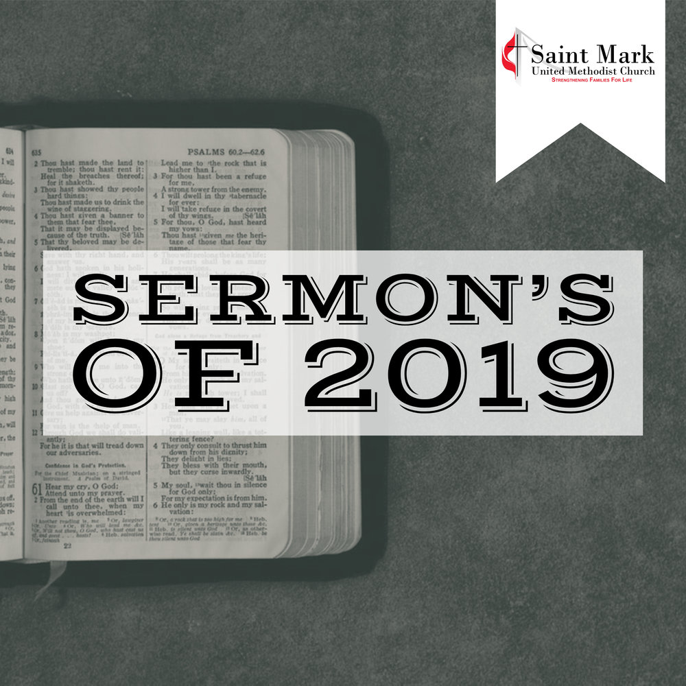 After 1 month Sermons are moved to our Sermon Vault, where you can still access and listen!  Listen Now >