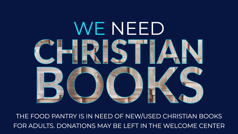 second hand christian books near me