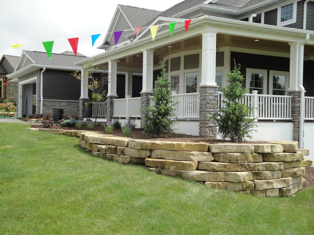 View Our Landscaping Projects → - Iowa City Landscaping