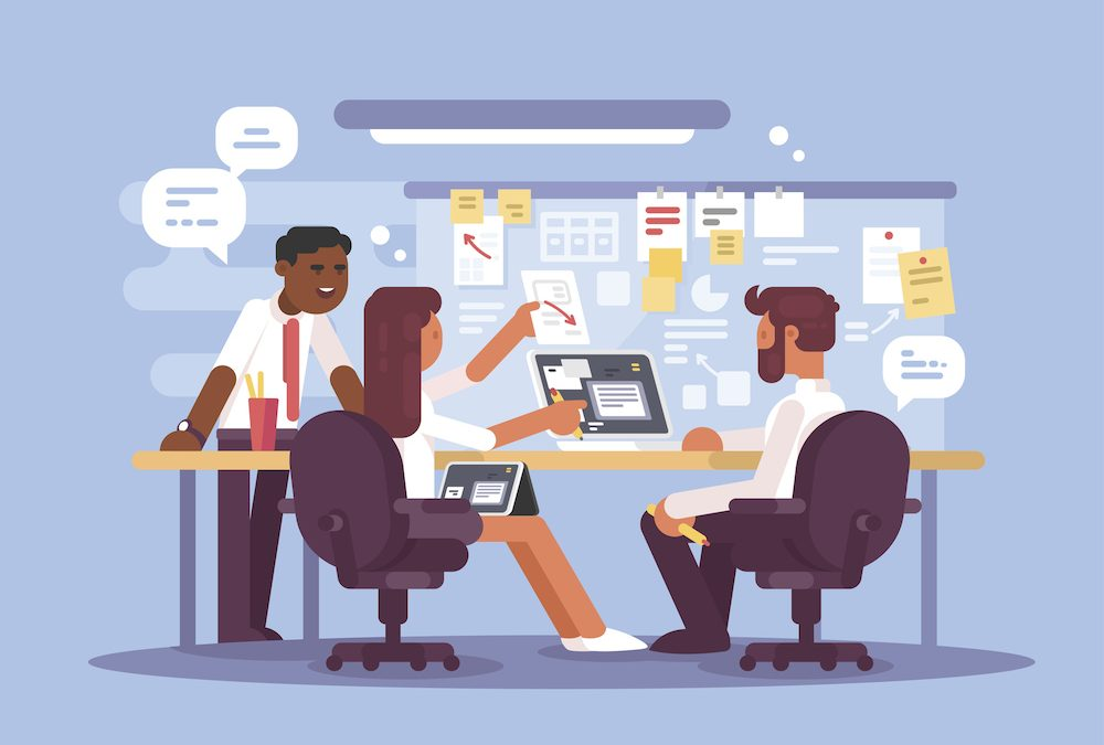 The Best Way To Design An Office For Maximum Productivity And Morale