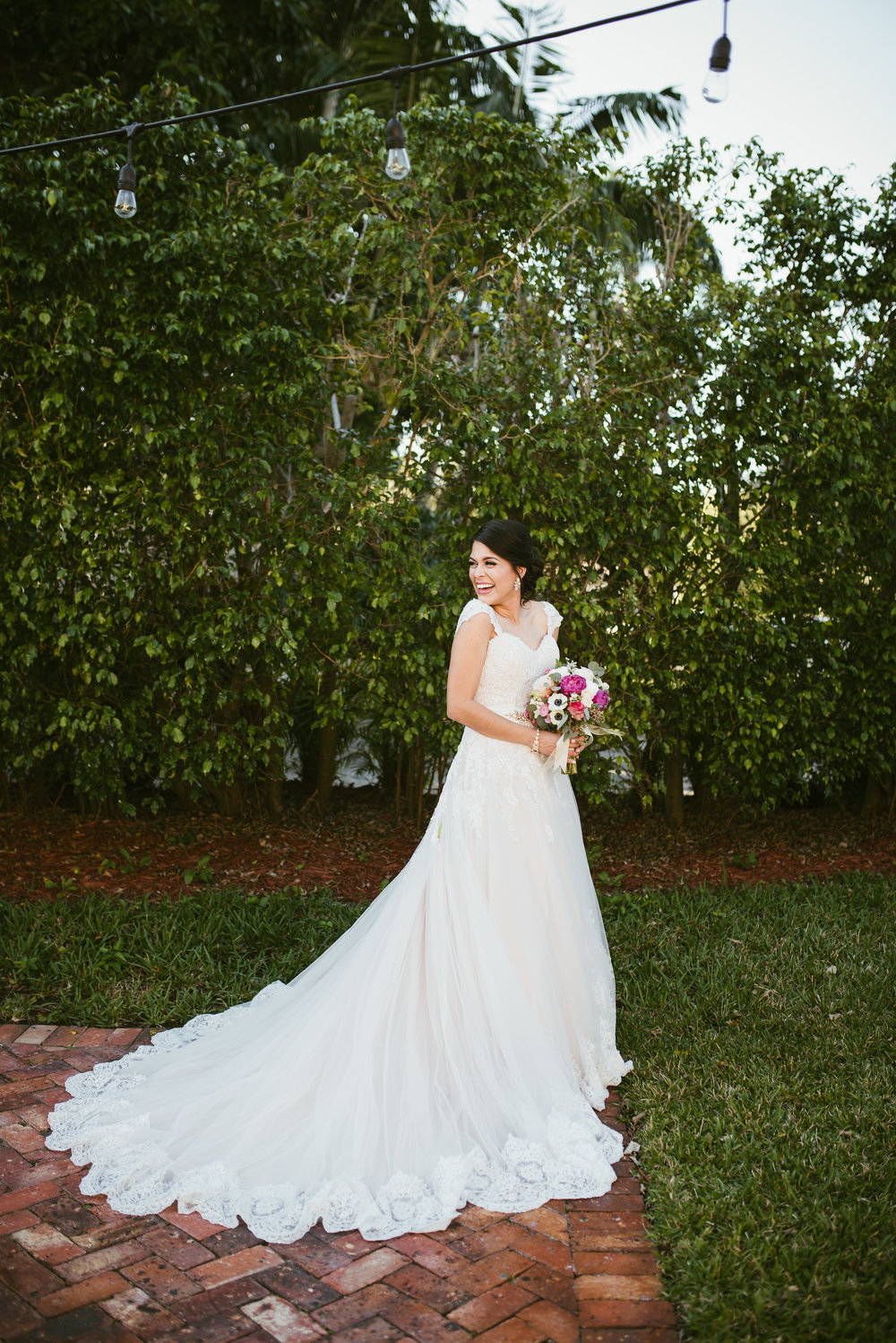 Miami Wedding Photographer - Miami Wedding - Coral Gables Country Club Wedding