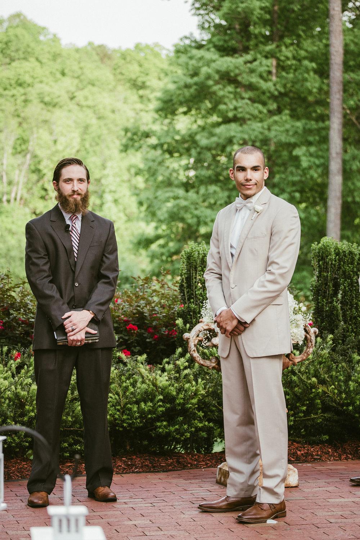 North Carolina Wedding Photographer - Highgrove Wedding -  Raleigh Wedding Photographer