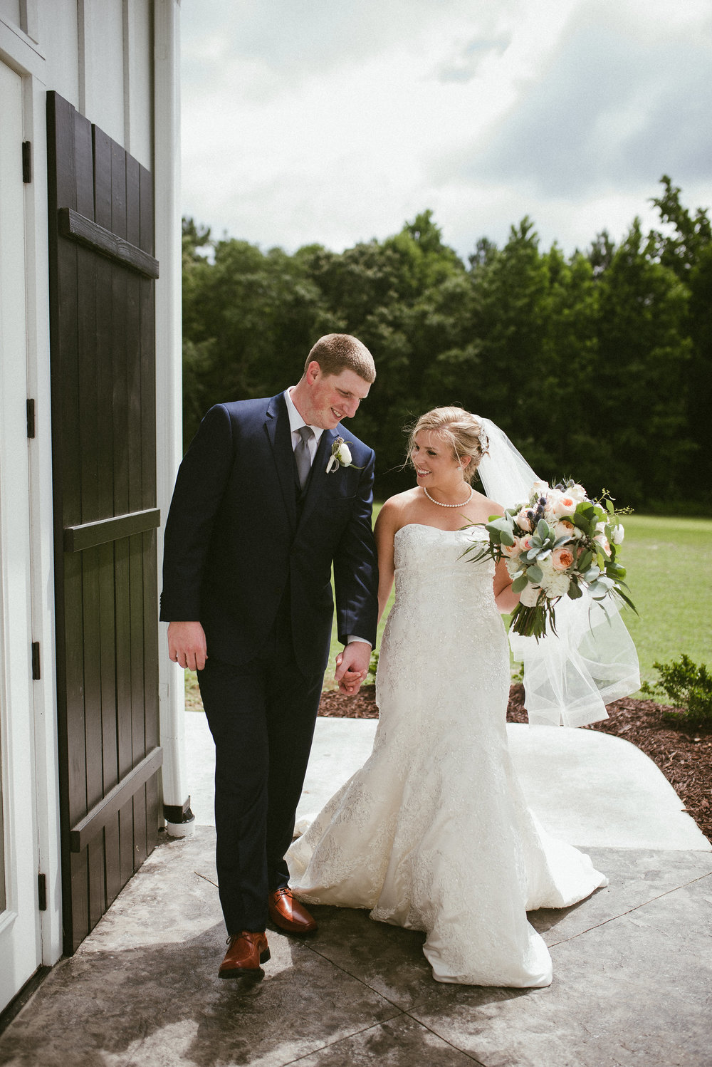 McCormick Farms Wedding - North Carolina Wedding - Spring Lake Wedding