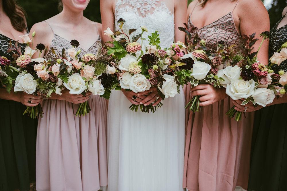 JC Raulston Arboretum Wedding - Market Hall Wedding - Downtown Raleigh Wedding - North Carolina Wedding Photographer