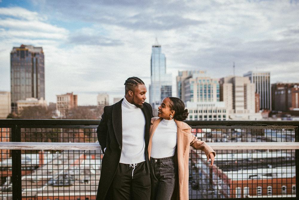Raleigh Photographer - Raleigh Engagement Photographer - Engagement Photographer