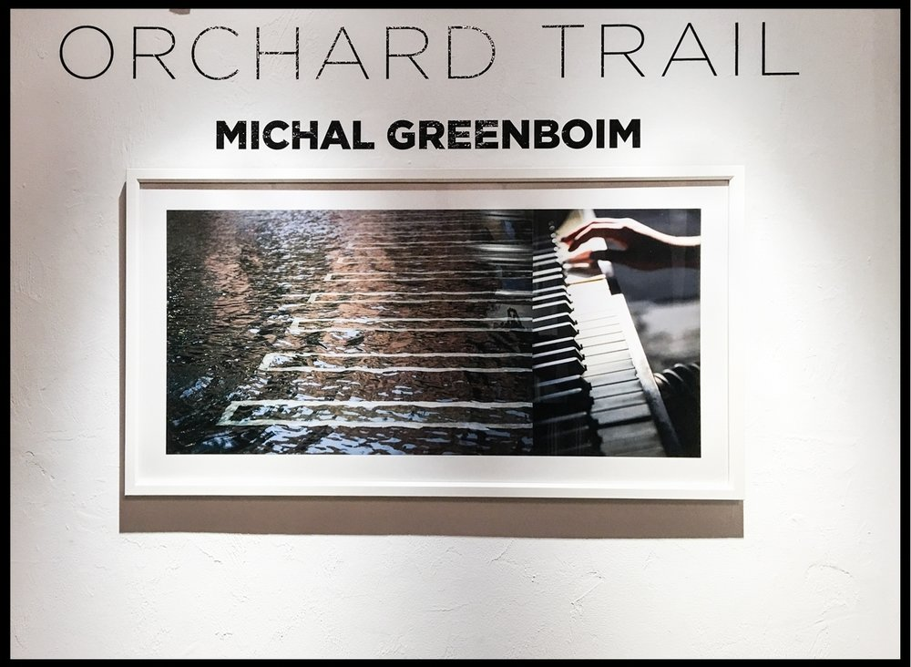 Image from The Orchard Trail Exhibition at the Griffin Museum of Photography in the Boston area.