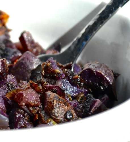 PURPLE - BREAKFAST POTATOES