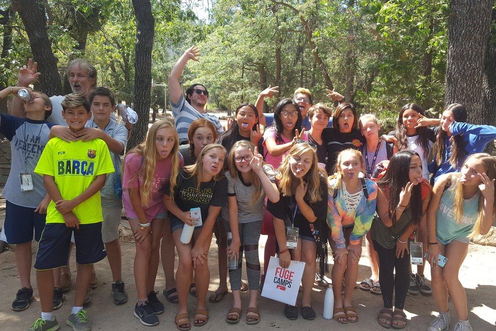Summer Camp 2018 -