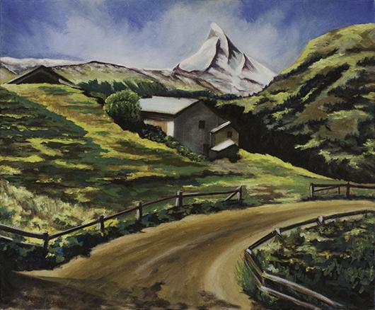 Swiss cabin