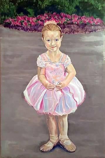 """""""Ballerina Lillian"""""""