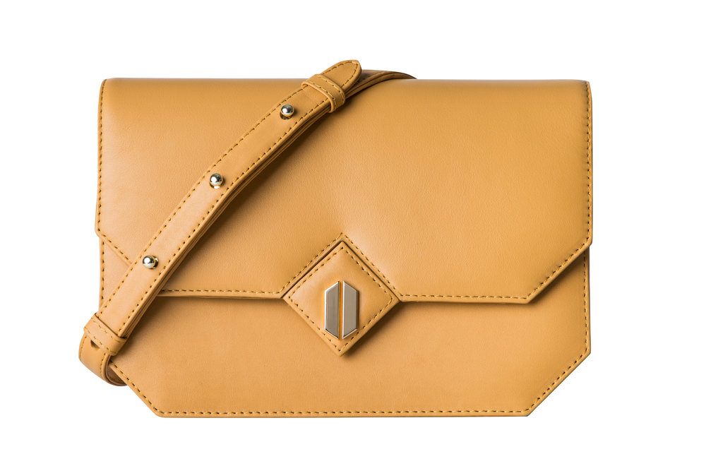 Galatea Bag in Mustard $445 USD