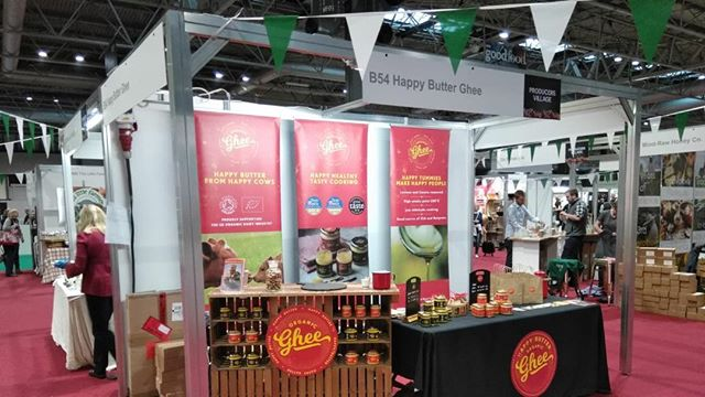👋 hello from @bbcgoodfoods  come say hi we are stand B52 in the producers area 😊