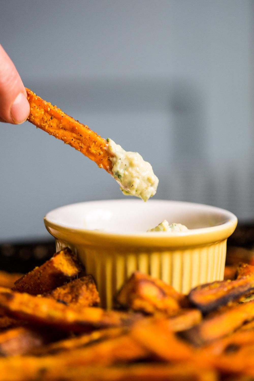 Happy Butter Ghee Sweet Potato Fries 4.jpg