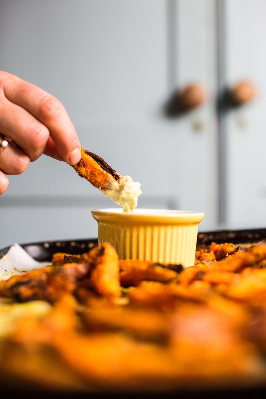 Happy Butter Ghee Sweet Potato Fries 3.jpg