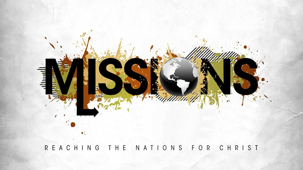 Mission Series at Harmony Church of Bartlett