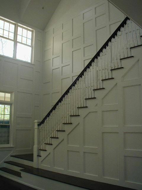 3 - staircase - custom wall.jpg