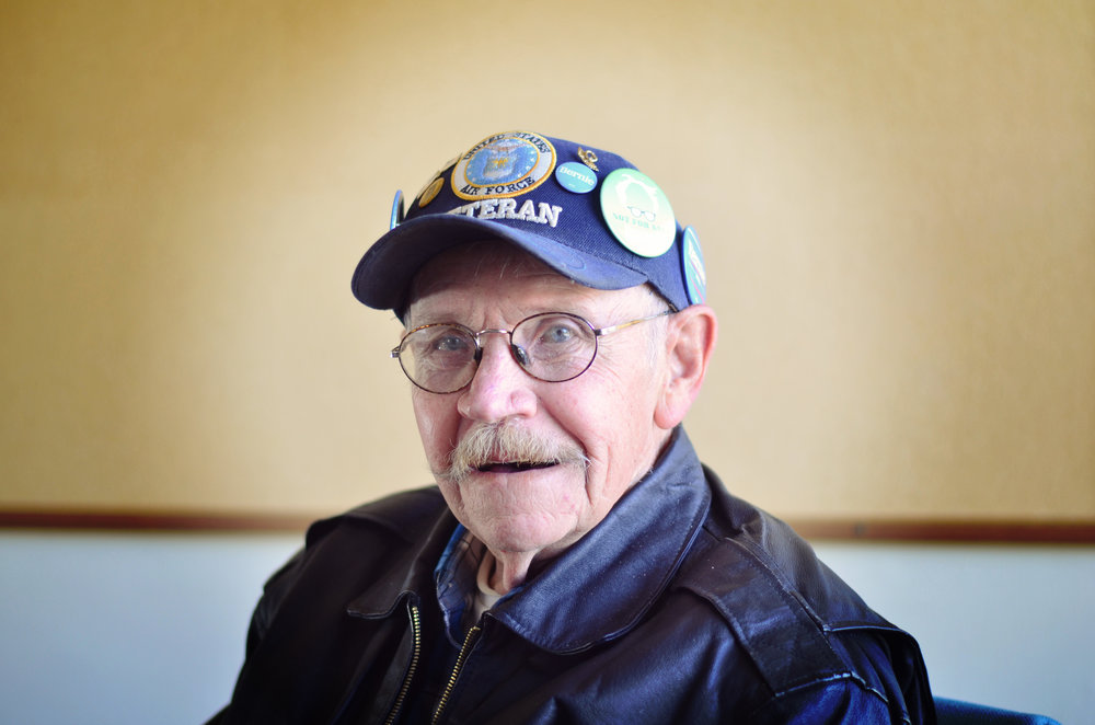Veteran's have served us honorably. It's our turn to serve them -