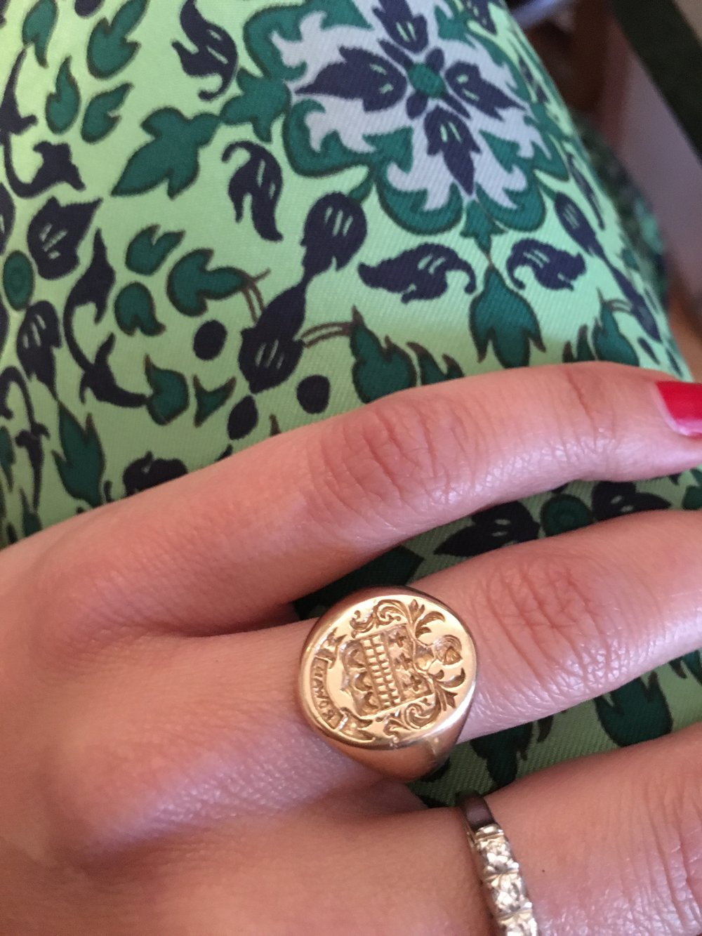 Kate\'s Best Kept Piece - A Family Heirloom Takes on New Meaning ...