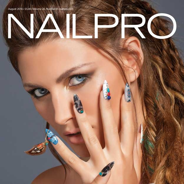 Nail Pro - Pssst...It's No Secret You're Terrific: Make Cleanliness a cornerstone. / August 2016