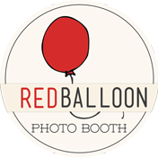 Red Balloon Photo Booth