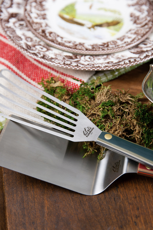 Utilitarian and beautiful spatulas.....