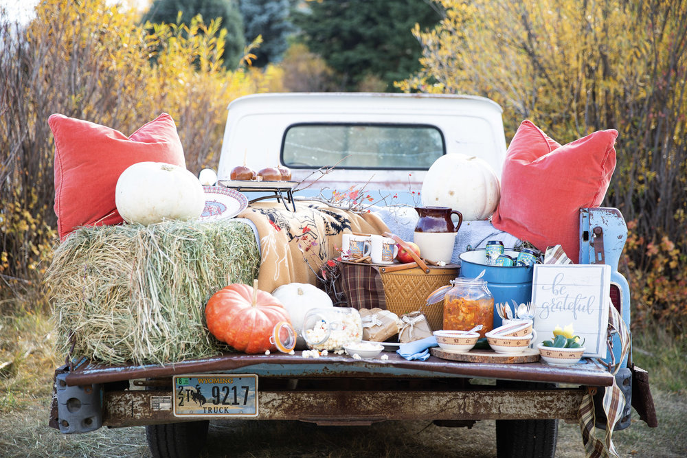 Fish Creek Tailgate - Wilson, Wyoming  PC @lindleyrustphoto