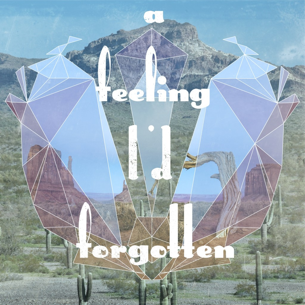 Vandella_Single Artwork_A Feeling I'd Forgotten