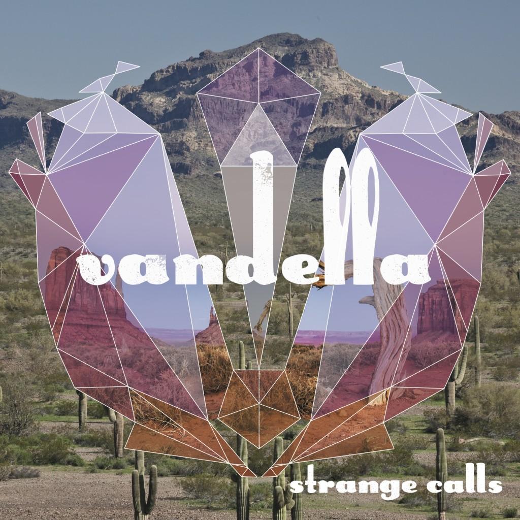 Vandella_Strange Calls EP Artwork
