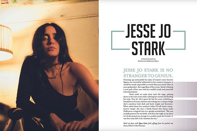 Link in bio to @open.color's interview with @jessejostark for The Sound Issue 🔮 photos by @mckenzie.brill ✨ . . . . #weareopencolor#weareopencolor#music#artmagazine#design#newmagazine