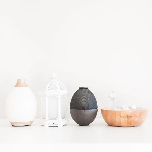 The #YoungLiving family of diffuses. Each one a little unique - every one of them superior quality above GFTS (grab from the shelf) brands. I often play a little game asking - 'Can your diffuser do that....' the answer is always.... 'um, nooooo'. So snag yourself an awesome diffuser + 12 oils to get you started. Check my stories for more details. // OR // If you've got questions, post below 👇🏼. You get to ask before you buy kind of thing. I've interacted with each diffuser featured. But, don't ask me to pick a favorite....