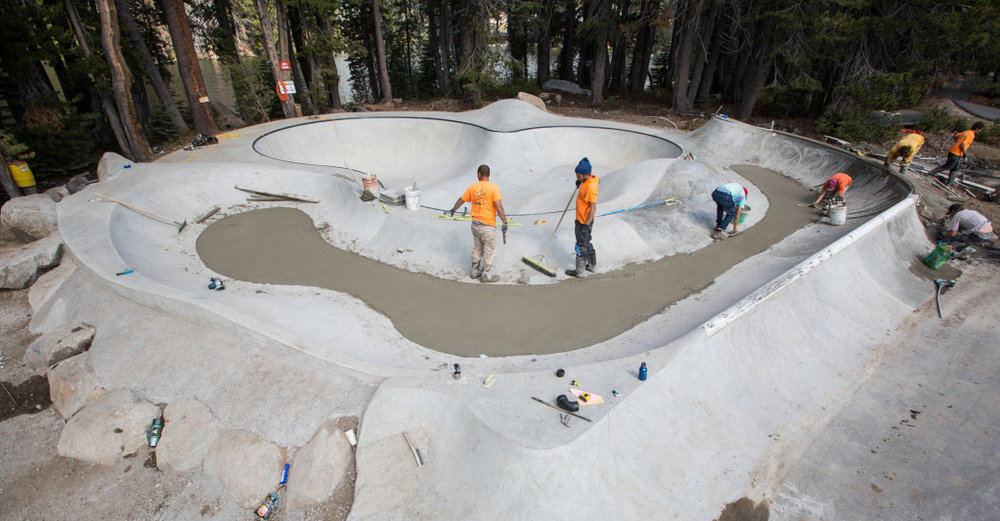 Woodward Tahoe Bowl