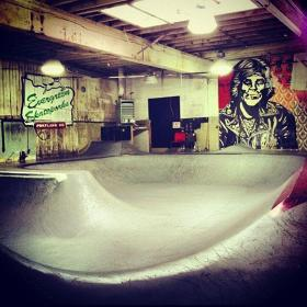 Commonwealth Skatepark - Portland, Oregon