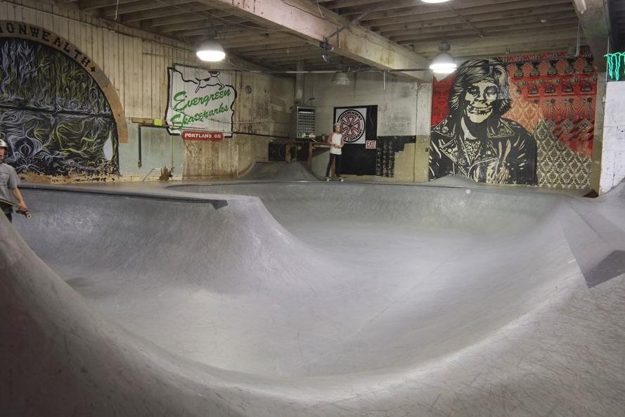 Commonwealth Skatepark - Portland, Oregon