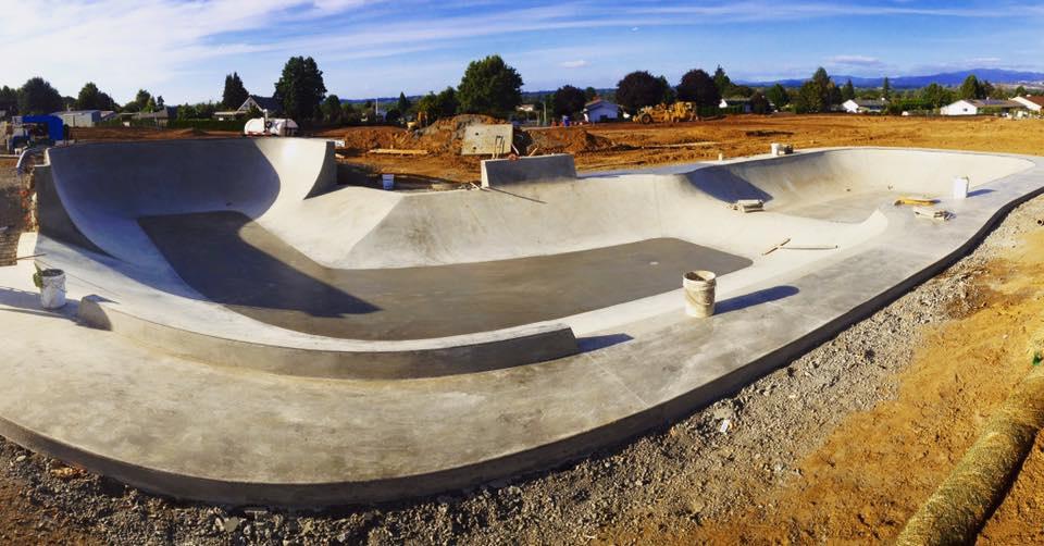 Luuwit Park Skate Spot - Portland, Oregon
