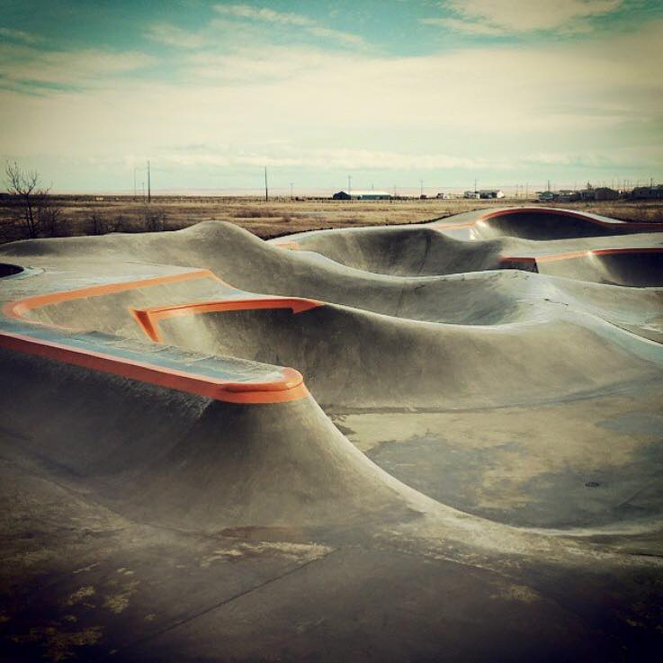 Thunder Park Skate Shapes