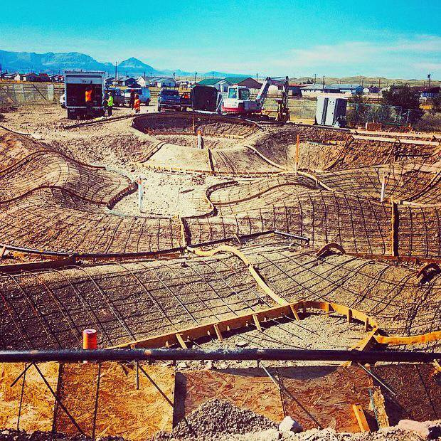 REBAR MADNESS at the Thunder Park