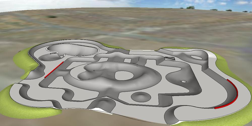 Thunder Park concept