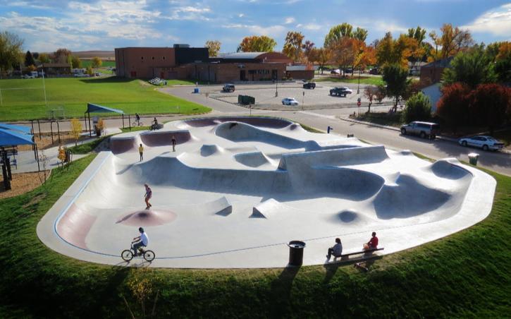 Milliken, Colorado Skatepark