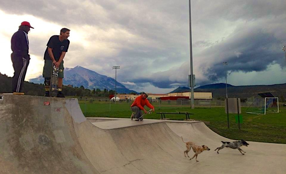 Visit to the Carbondale, Colorado Skatepark