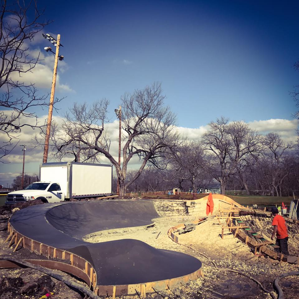 Johnson City, Texas Skatepark