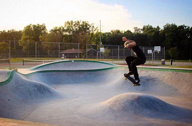 Belding, Michigan Skatepark