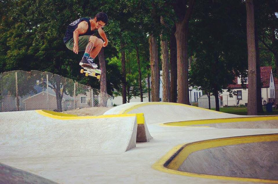 Clawson, Michigan Skatepark