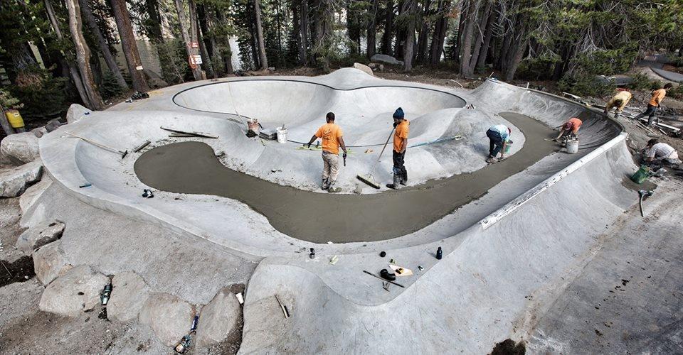 Woodward Tahoe Skatepark