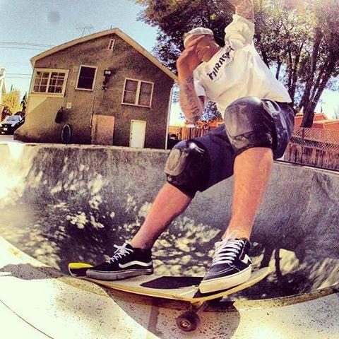 Jeff Grosso Smith Grind