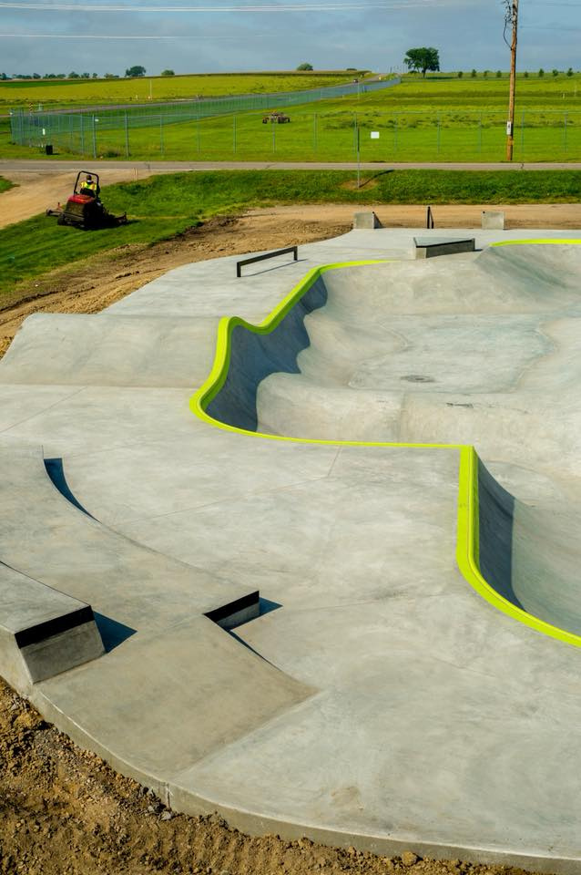 Watertown, South Dakota Skatepark