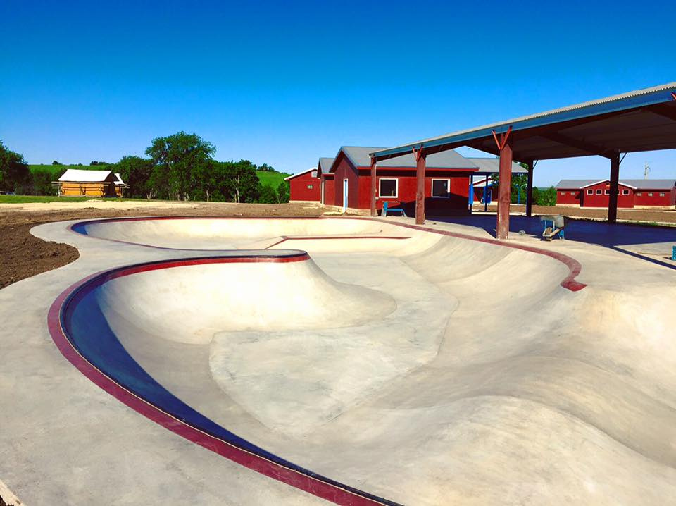 Camp Wood YMCA Skatepark