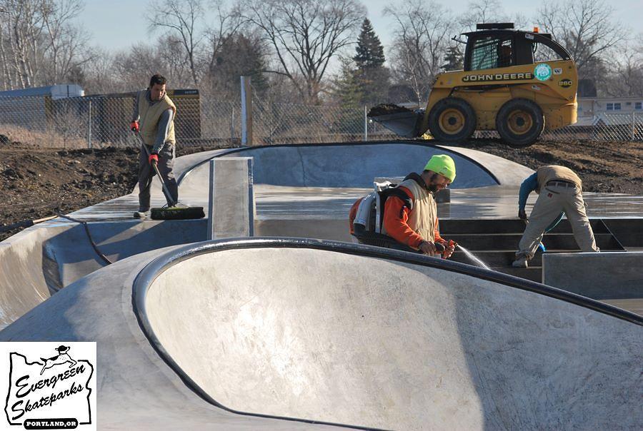 Villa Park, Illinois Skatepark