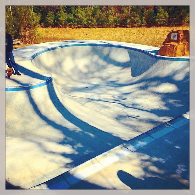 Epworth Skatepark Bowl
